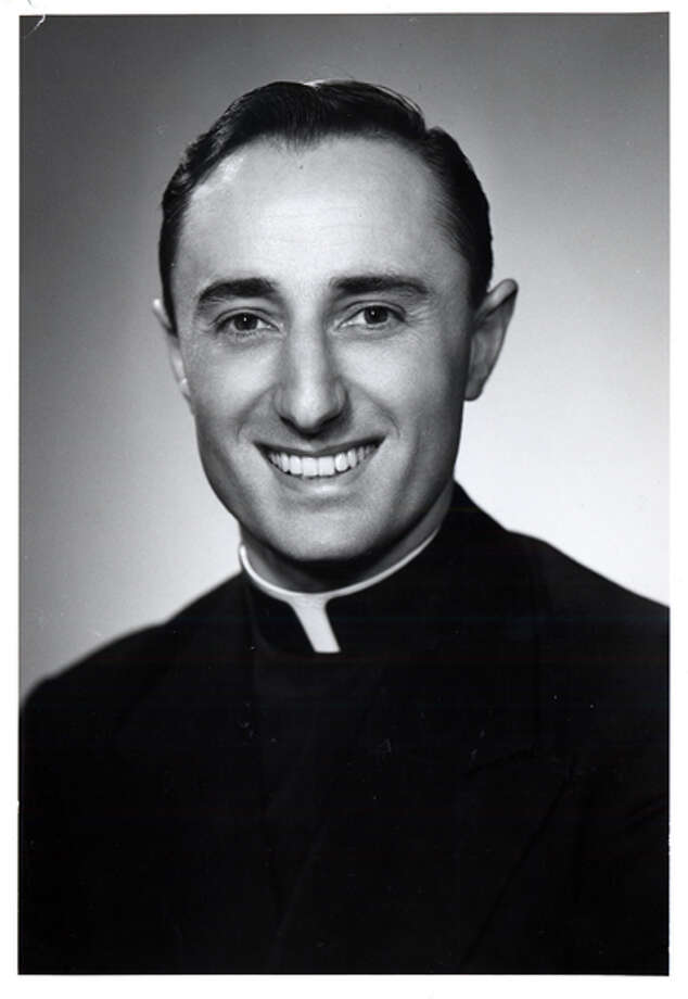 An undated picture of a young Rev. John Lo Schiavo. Photo: Courtesy / University Of San Francisco / ONLINE_YES