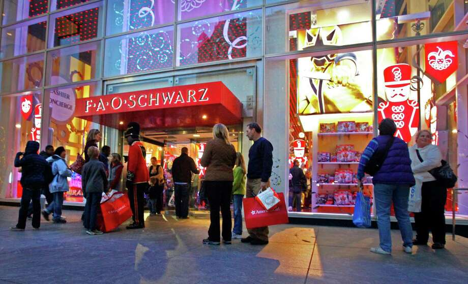FAO Schwarz, founded in 1862, was the nation's oldest toy store. Toys R Us took it over and shuttered its iconic Fifth Avenue flagship store. Photo: Bebeto Matthews, STF / AP