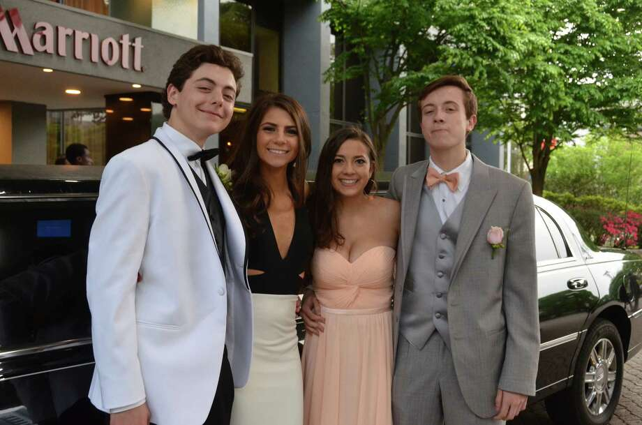 The New Canaan senior prom was held on May 15, 2015 at the Stamford Marriott. Were you SEEN? Photo: Vic Eng, Vic Eng /Hearst Connecticut Media Group / Vic Eng