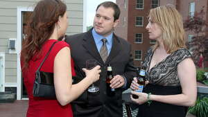 Were you Seen at the Aeon Nexus Office Grand Opening and 15th Anniversary Celebration at 138 State Street, on Historic Wellington Row, in Albany on Friday, May 17, 2015?