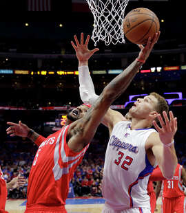 Josh Smith and the Rockets or Blake Griffin and the Clippers are up next for the Warriors.