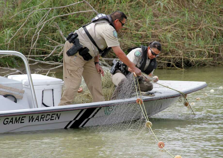 Anonymous reports of illegal gill nets and other violations of fishing, hunting and boating laws through Texas' Operation Game Thief program have resulted in more than 9,000 criminal cases and $1.5 million in fines over the program's  34-year history. Photo: Picasa
