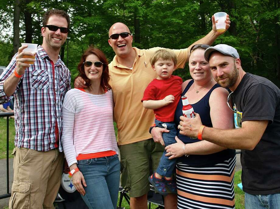 The Brews & BBQ Festival, put on by America On Tap, was held at the Ives Concert Park in Danbury on May 16, 2015. Were you SEEN? Photo: Nuria Ryan