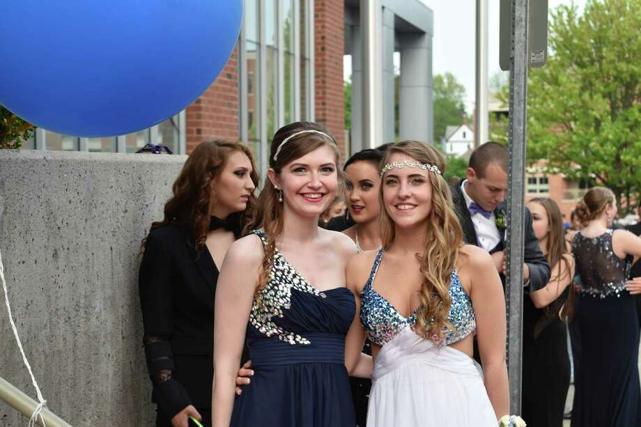 Were you Seen at the Saratoga High School Junior-Senior Prom at the Saratoga City Center in Saratoga Springs on Saturday, May 16, 2015? Photo: Madeline St. Amour