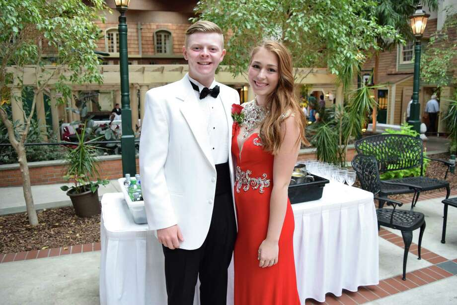 Were you Seen at the Albany High School Junior Prom at The Desmond in Colonie Saturday, May 16, 2015? Photo: Paul Vedier