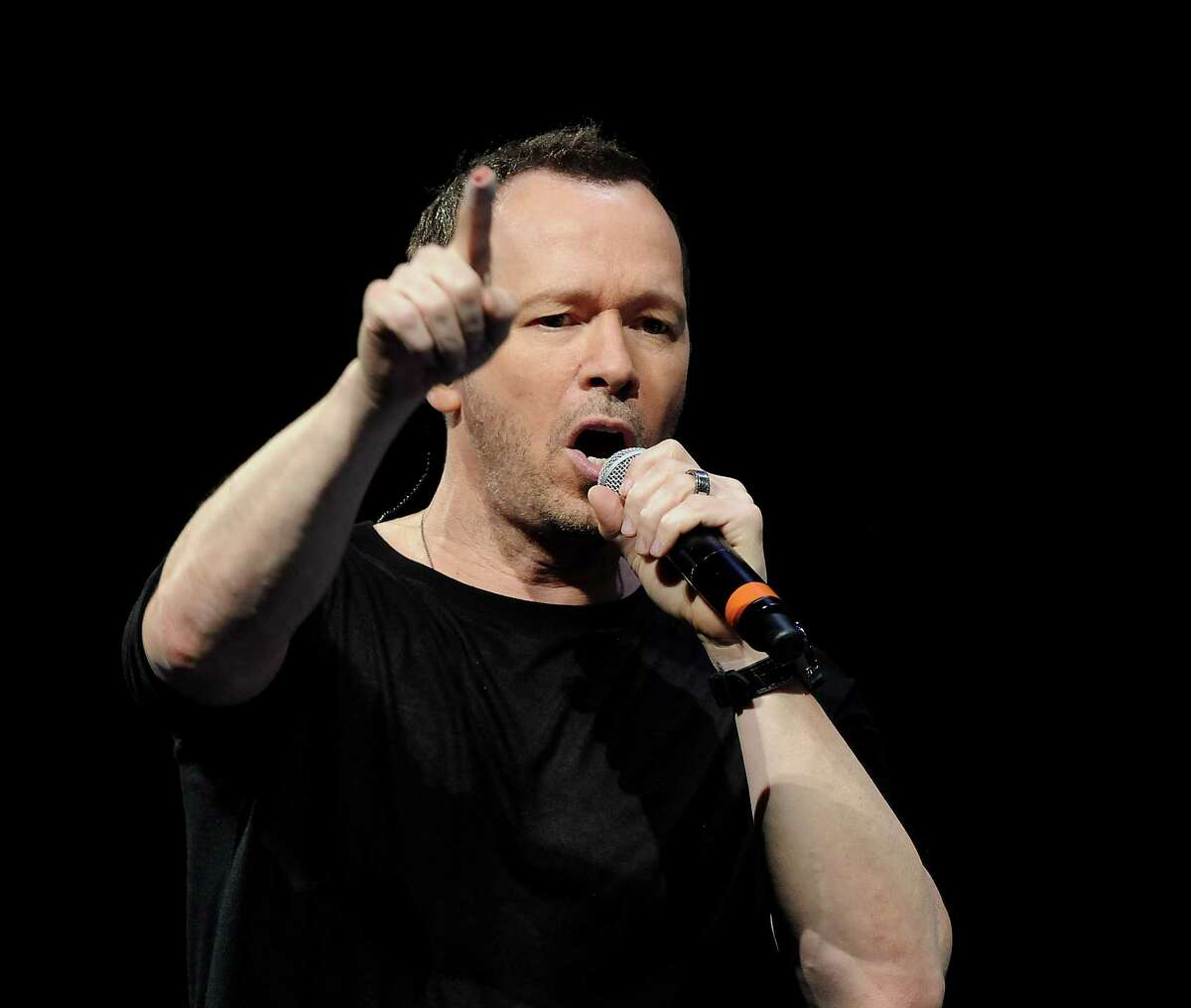 Donnie Wahlberg of NKOTB