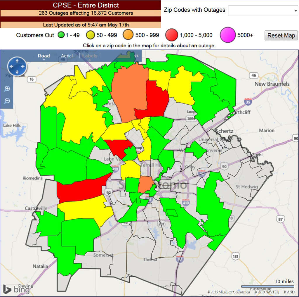 cur power outages in san antonio photo screen grab cpsenergy com ·belgium climate map . cps energy outage map  ace energy