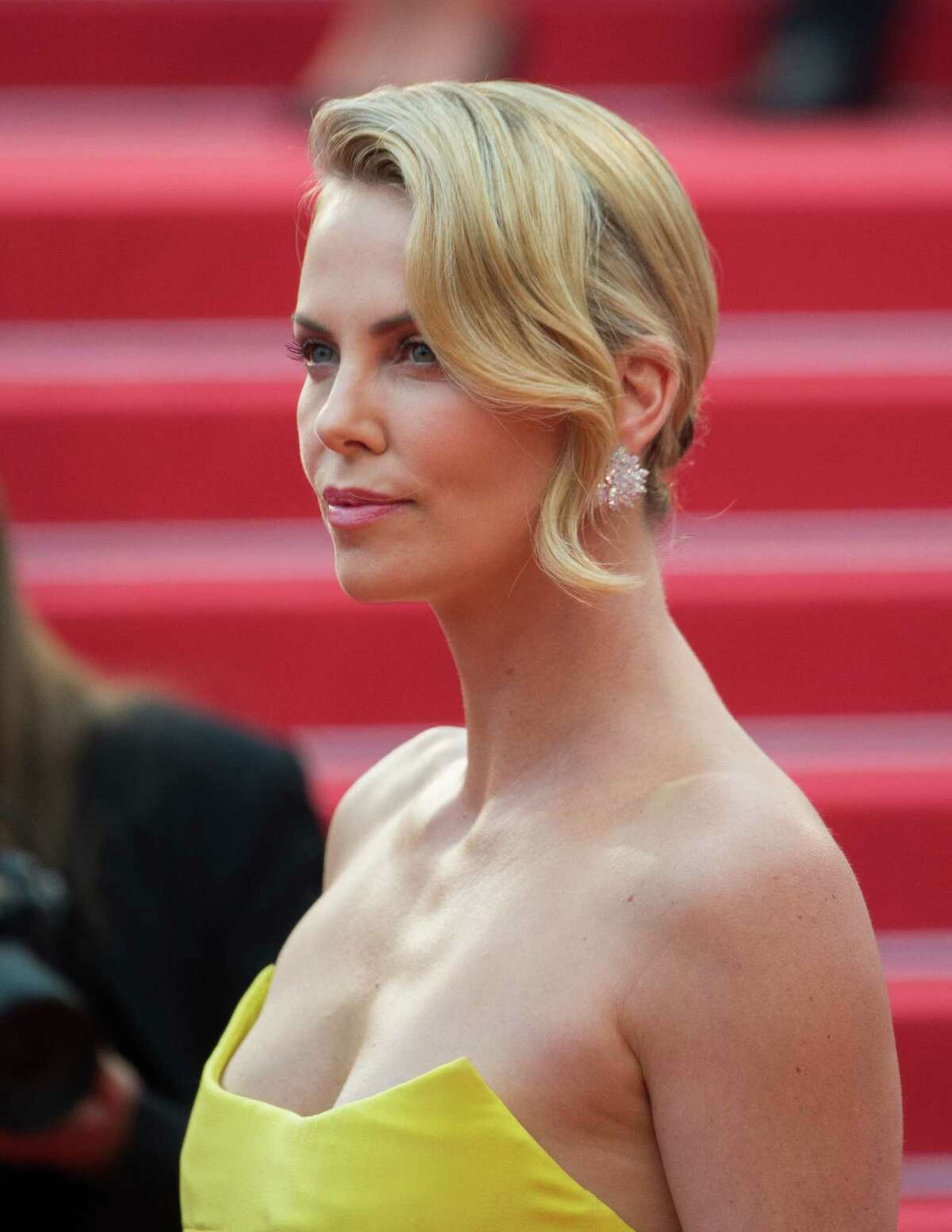Charlize Theron attends the