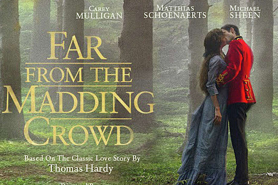 """Far From the Madding Crowd"" is a new movie version of the Thomas Hardy novel. Photo: Contributed Photo / Westport News"