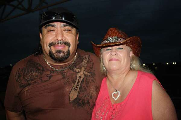 Fans flocked to Rosedale Park for a night of music and dance at the 34th Annual Tejano Conjunto Festival on Sunday, May 17, 2015.