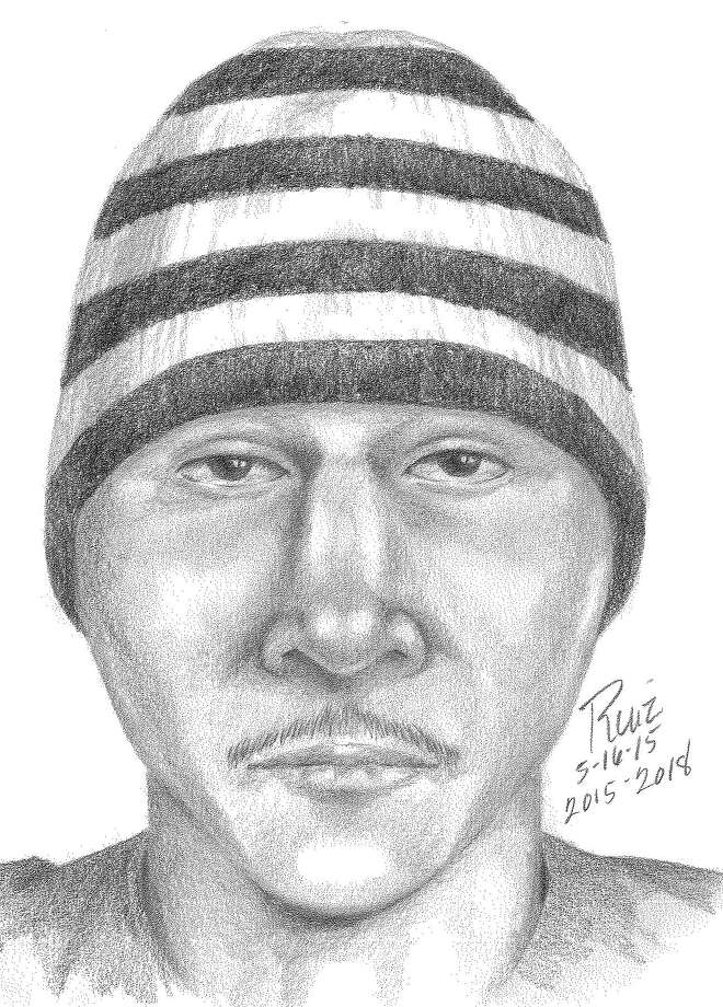 Sketch of man wanted in attempted kidnapping of 10-year-old girl. Photo: Campbell Police / ONLINE_YES