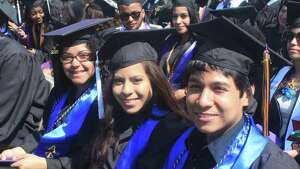 Were you Seen at the graduate and undergraduate commencements at UAlbany on Saturday and Sunday, May 16-17, 2015?