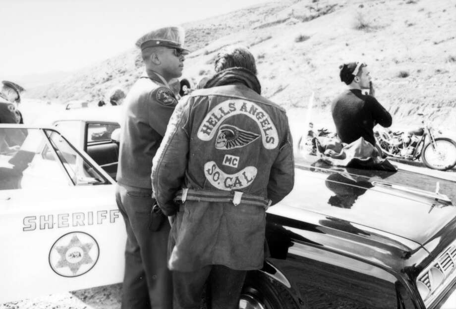 When Life Magazine Rode With The Hells Angels San