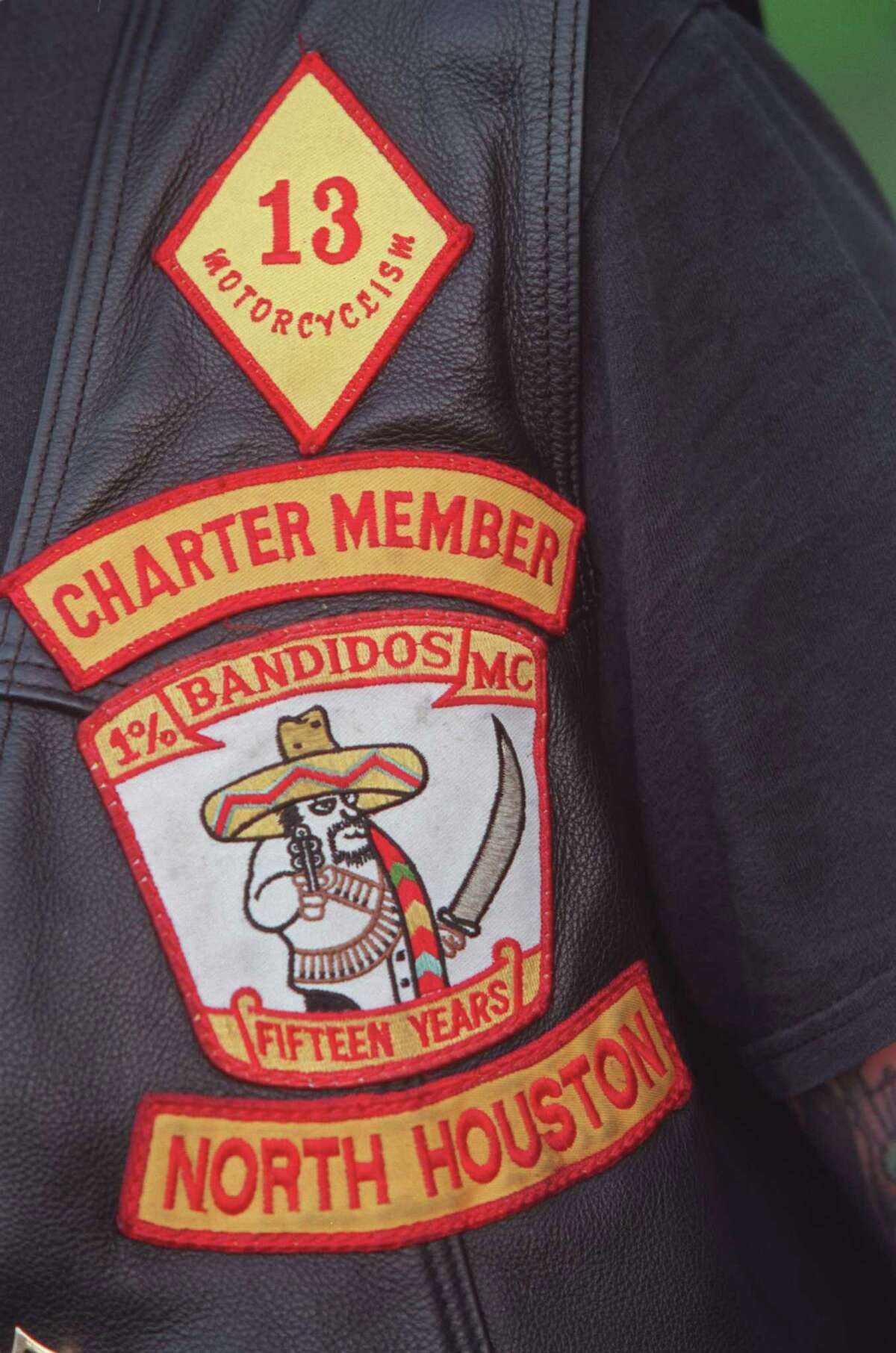 The Anatomy Of Motorcycle Club Patches Explained