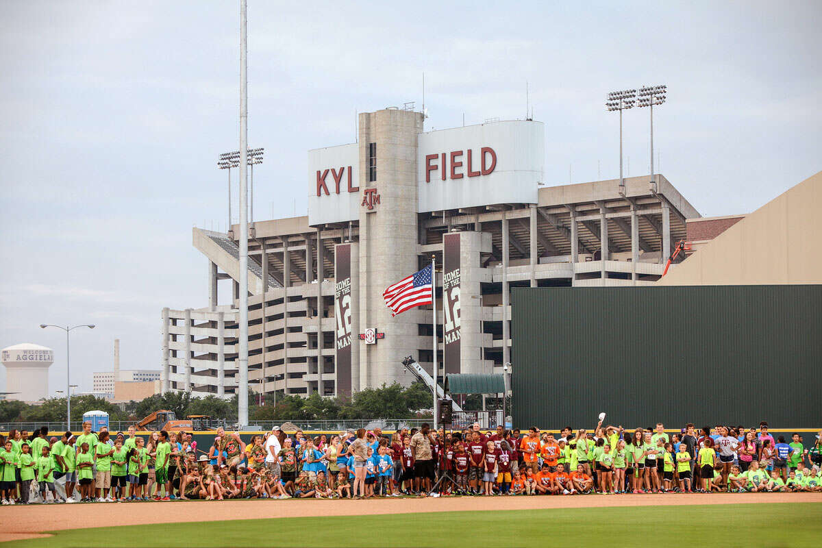 Opening Ceremonies will be held on Friday, July 31 from 6:30-8:30 p.m. at Texas A&M University's Olsen Field at Blue Bell Park. Admission is free.