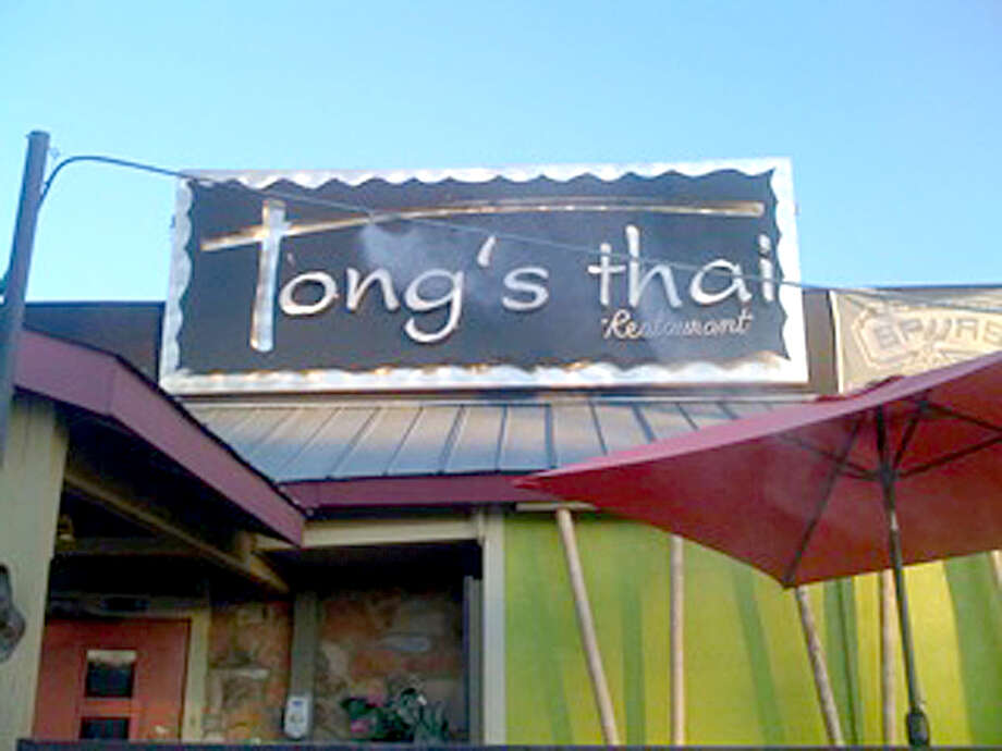 Multi-award winning fusion of Thai and Chinese cuisine.  Click here for more information:  www.tongsthai.com Photo: Photos Courtesy Of Tongs Thai.
