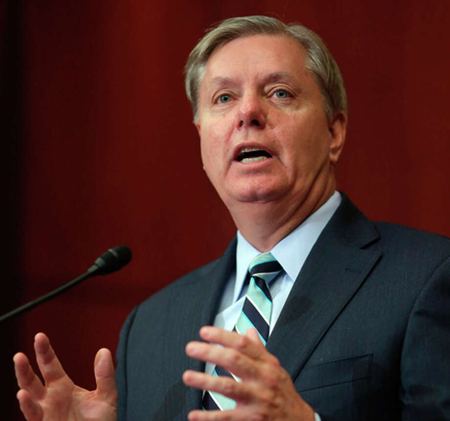 Republican South Carolina Sen. Lindsey Graham. Photo: Chip Somodevilla / 2013 Getty Images