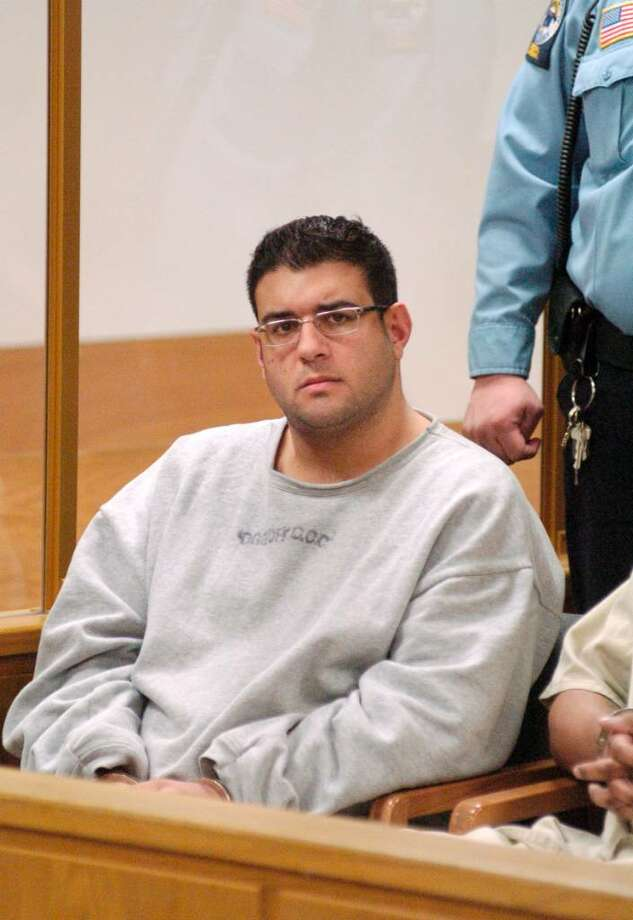 Alexander Wendorf, 27,  of Stamford, Conn. was arraigned  Thursday March 11, 2010 at Norwalk Superior Court  and charged with second-degree kidnapping, first-degree unlawful restraint and criminal impersonation of a police officer; he was held in lieu of $500,000 bond. Photo: Dru Nadler / Stamford Advocate