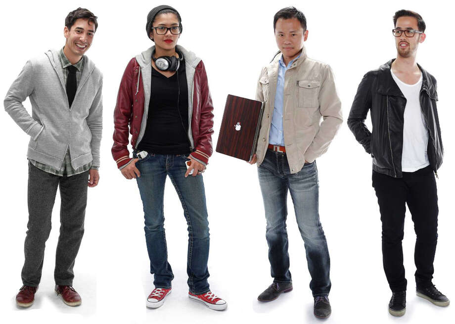 What do SF programmers look like? Photo: The Chronicle