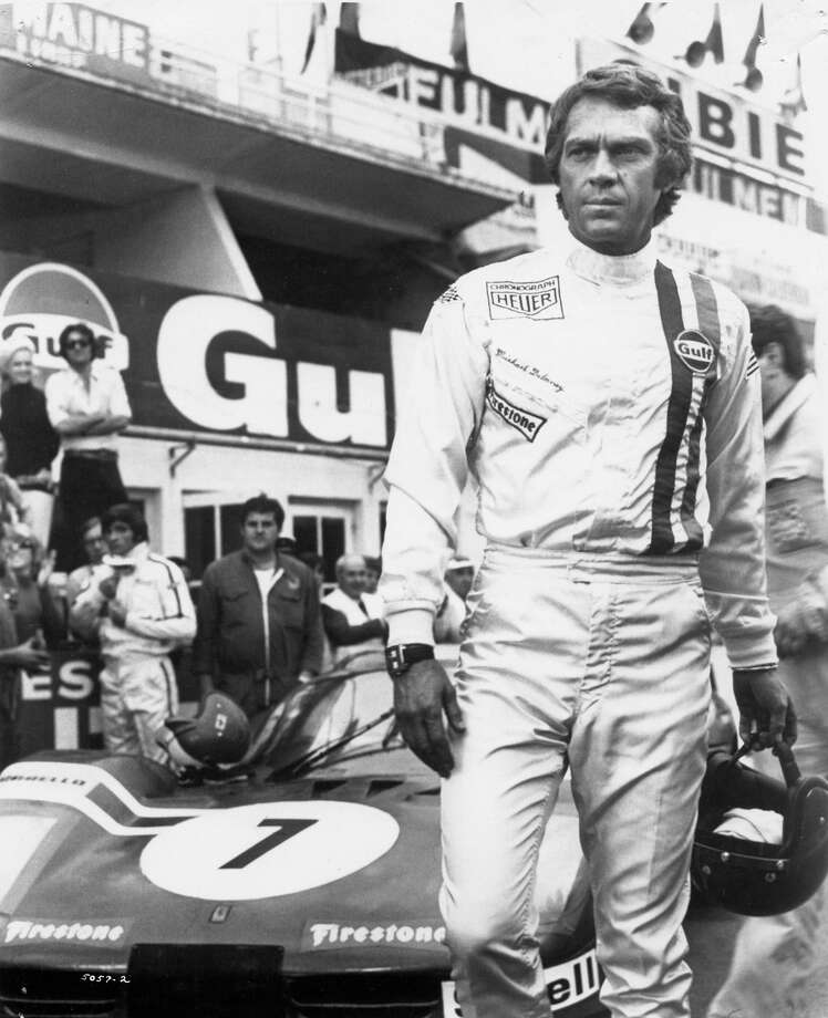 The 1971 Steve McQueen racing drama is being shown at the Ridgefield Playhouse on May 28. Photo: Contributed Photo / Connecticut Post Contributed