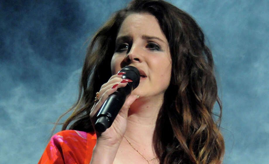 INDIO, CA - APRIL 13:  Singer Lana Del Rey performs onstage during day 3 of the 2014 Coachella Valley Music & Arts Festival at the Empire Polo Club on April 13, 2014 in Indio, California.  (Photo by Katie Stratton/Getty Images for Coachella) Photo: Katie Stratton / Getty Images For Coachella / 2014 Getty Images