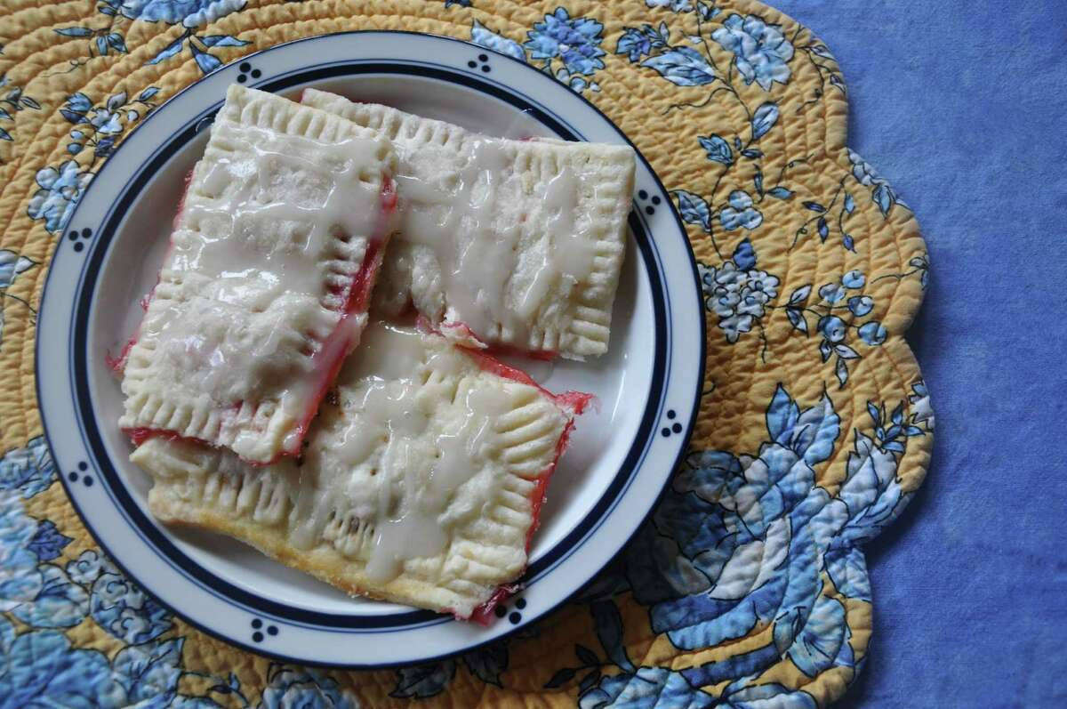 Homemade poptarts by Elizabeth Pudwill. Kitchen to Kitchen