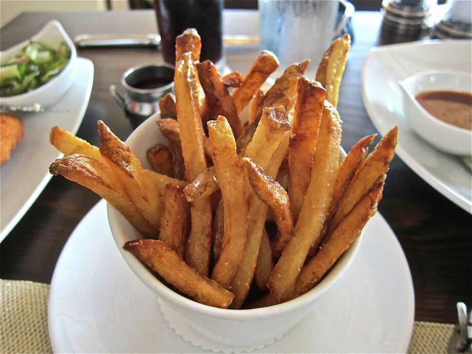 What a beautiful photo of French fries by the Houston Chronicle's Alison Cook. But is it worth $1 million? Maybe. Click to see more ridiculous things that rich people buy. Photo: Alison Cook