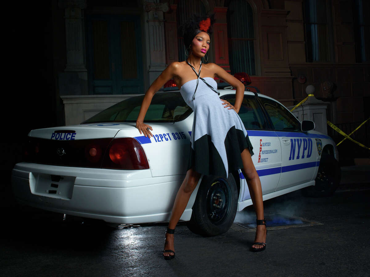 """Brandy Rusher, 32, a former """"America's Next Top Model"""" contestant, was among four people wounded in a March 26, 2017 shooting in north Harris County."""