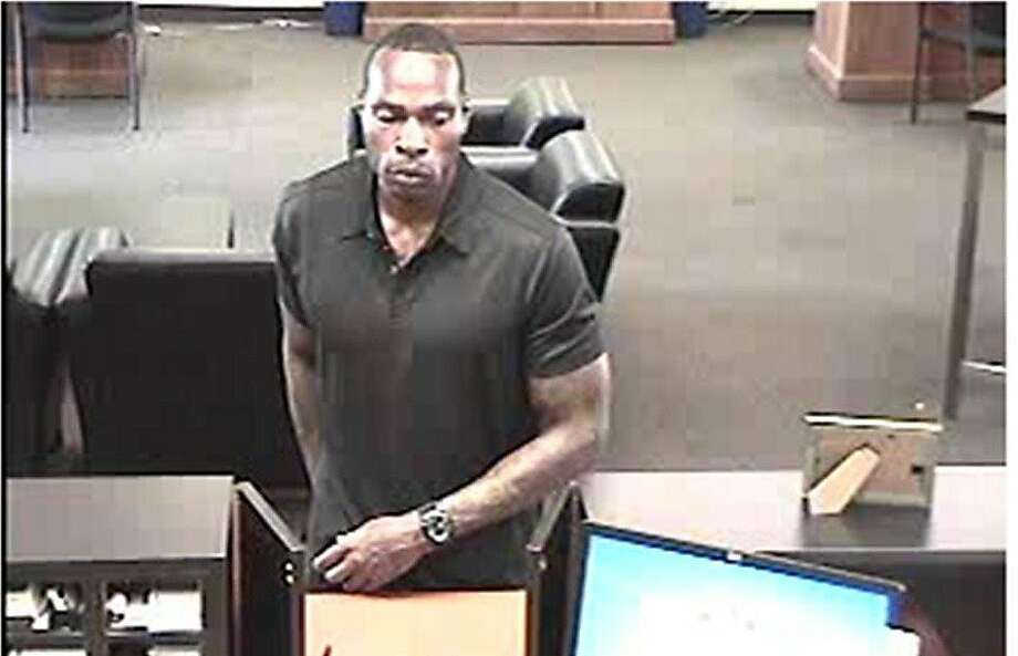 Darius Gilbert allegedly robbed eight Bay Area banks of more than $126,000, according to police and the FBI. Photo: Fbi