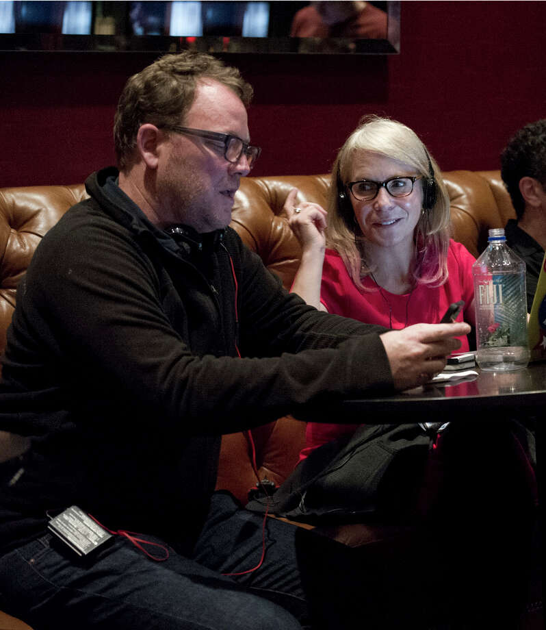 """Executive producer Robert Duncan McNeill (left) works with """"Girlfriends' Guide to Divorce"""" creator Marti Noxon, who is one example of a female writer/producer who thrives in TV. Photo: Carole Segal / Carole Segal / Bravo / Bravo"""