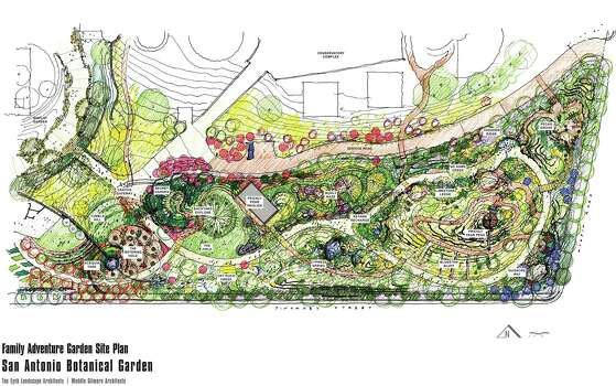 Botanical garden set to expand by 8 acres san antonio for Ten eyck landscape architects