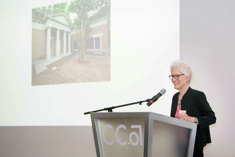 Joan Jonas describes her Venice Biennale installation at California College of the Arts.