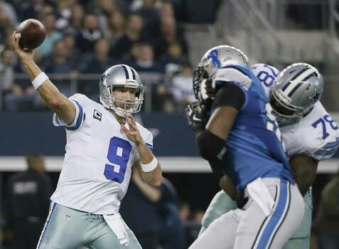The addition of La'el Collins to the offensive line should help Dallas with its priorities of maintaining a strong running game and protecting Tony Romo. Photo: Tony Gutierrez, Photo By Tony Gutierrez | AP / AP
