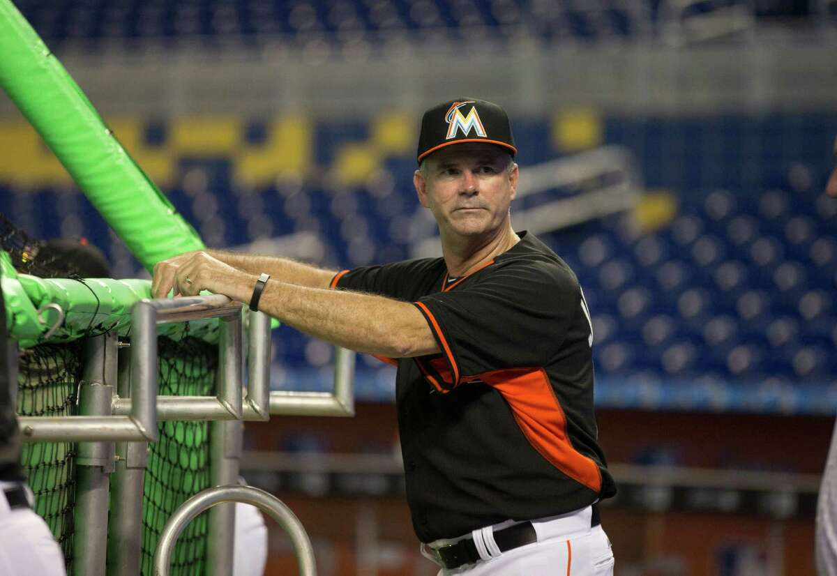 Dan Jennings had to work overtime during his first game as the new Marlins manager, but Miami lost 3-2 in 13 innings to the Diamondbacks.