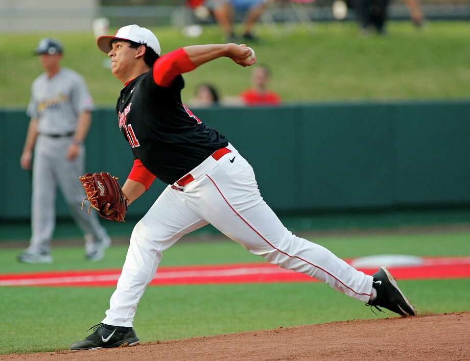 Houston had seven players selected to All-AAC teams, including pitcher Seth Romero, who was named the American Athletic Conference's Rookie of the Year. UH is the No. 1 seed in the AAC tournament in Cincinnati. Photo: Craig Hartley, Freelance / Copyright: Craig H. Hartley