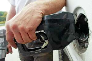 Gasoline in the U.S. is going for 94 cents less this year than last.