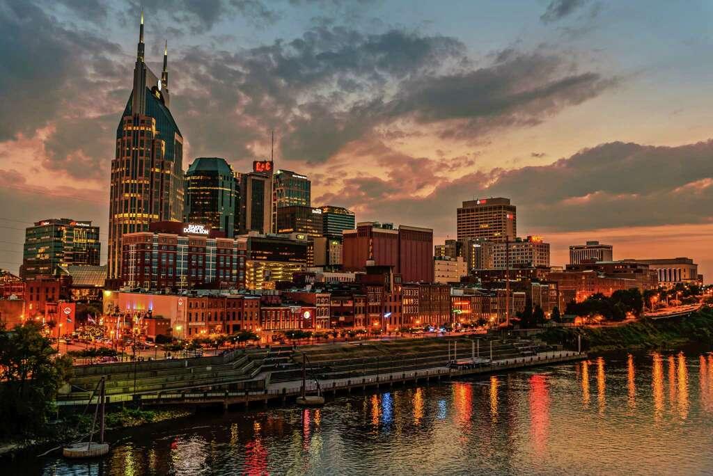 15 Nashville Tenn Overall Score 52crime 38child Friendliness