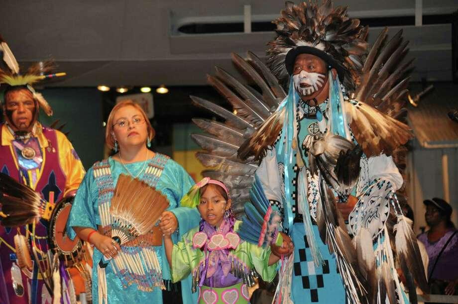 At the Texas Folklife Festival Photo: Courtesy Photo