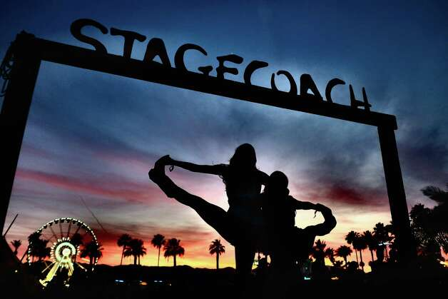 StagecoachIndio, CaliforniaNumber of bands/artists: 64General admission ticket cost: $269$4.20 per band. Photo: Frazer Harrison, Getty Images / 2015 Getty Images