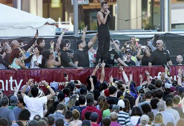 Boston Calling Music FestivalBoston, MassachusettsNumber of bands/artists: 23General admission ticket cost: $175$7.61 per band Photo: Boston Globe, Getty Images / 2014 - The Boston Globe
