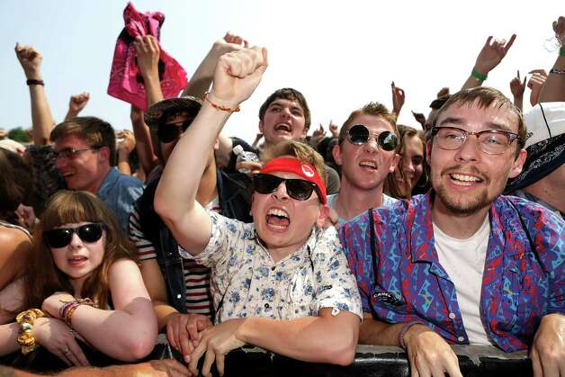 Pitchfork Music FestivalChicago, IllinoisNumber of bands/artists: 46General admission ticket cost: $150$3.26 per band. Photo: Roger Kisby, Getty Images / 2014 Roger Kisby