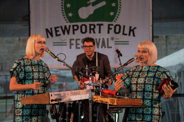 Newport Folk FestivalNewport, Rhode IslandNumber of bands/artists: 21General admission ticket cost: $199$9.48 per band Photo: Douglas Mason, Getty Images / 2014 Douglas Mason