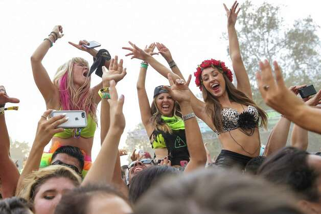 Hard SummerLos Angeles, CaliforniaNumber of bands/artists: 134General admission ticket cost: $149$1.11 per band Photo: Chelsea Lauren, Getty Images / 2014 Chelsea Lauren