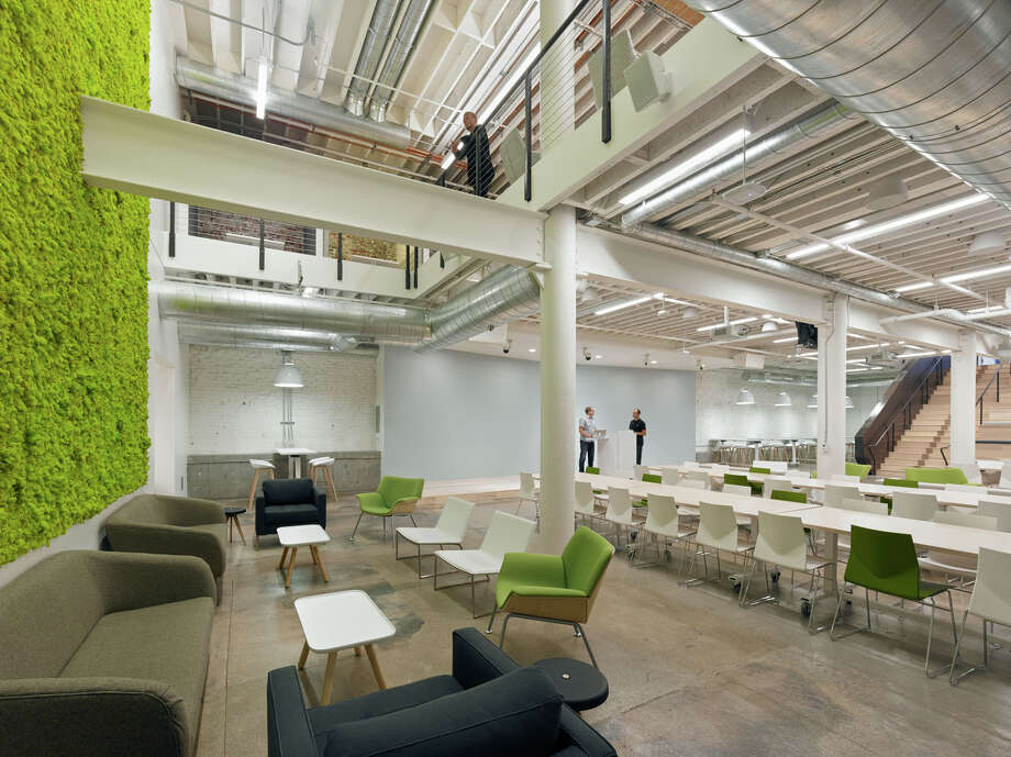 Top furniture trends in san francisco tech offices sfgate for Design companies in san francisco