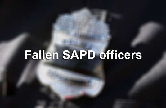 Fifty-three members of the San Antonio Police Department have died in the line of duty since 1857. Click through to see the brave men and women who gave their lives while protecting the Alamo City. You can learn more at SAPD's Officer Down Memorial Page.