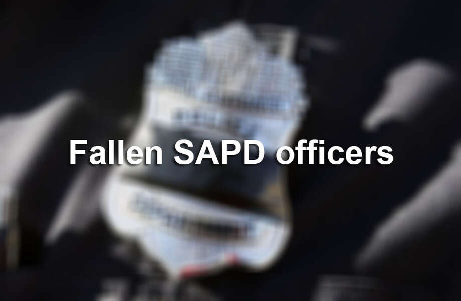 Fallen SAPD Officers - San Antonio Express-News