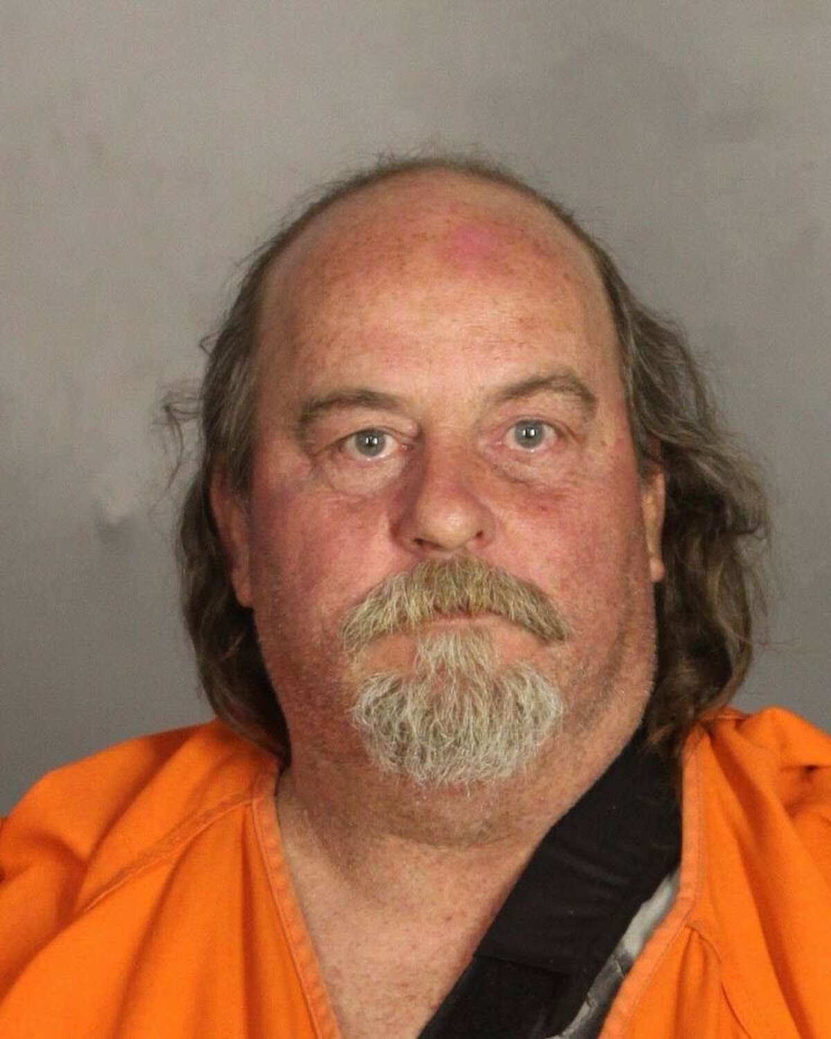 George Rogers, 52, was booked and charged with engaging in organized criminal activity in connection to a shooting involving motorcycle gangs at a Twin Peaks restaurant in Waco at around noon on May 17, 2015. The shooting left nine dead and 18 injured.