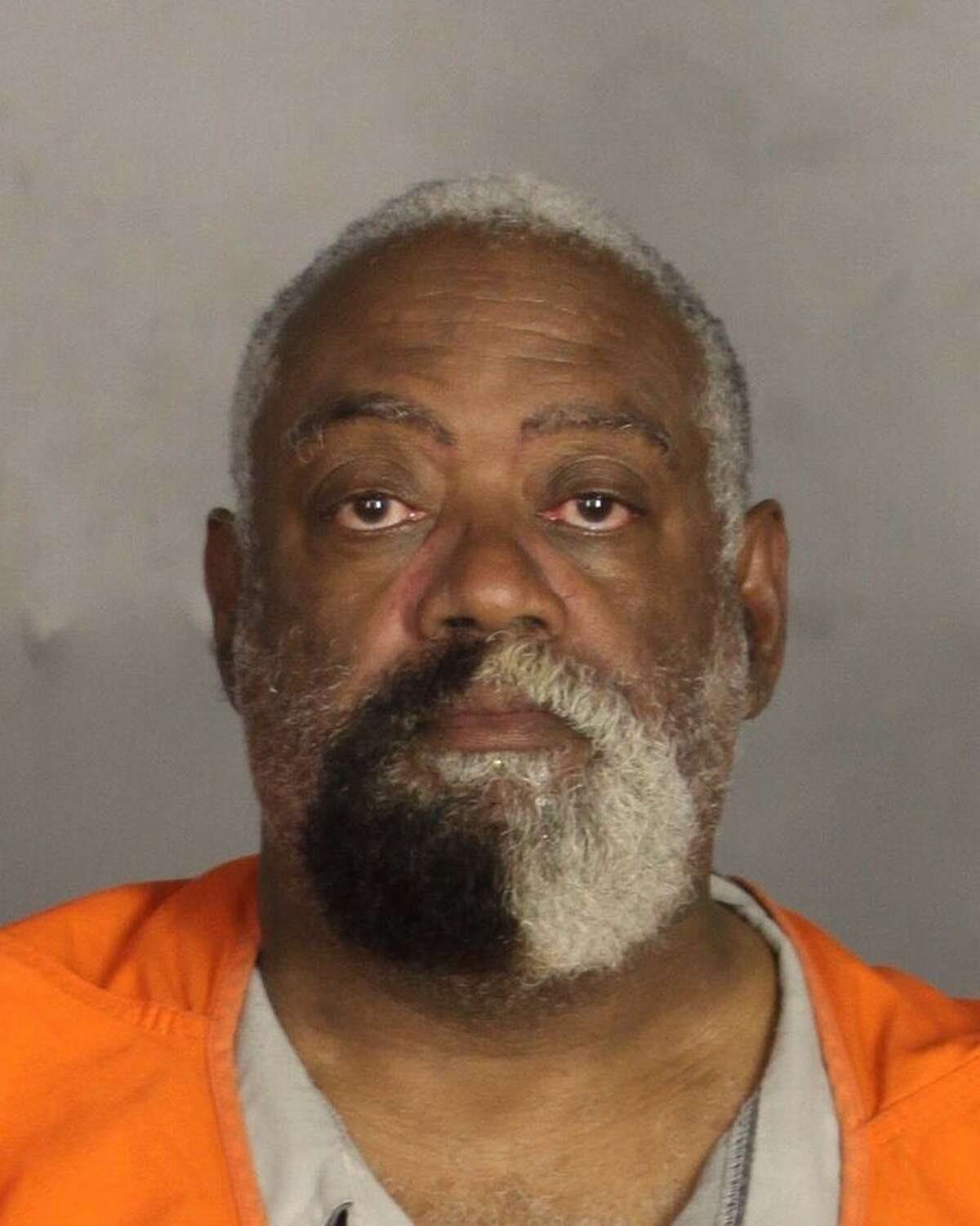 Martin Lewis, 62, was booked and charged with engaging in organized criminal activity in connection to a shooting involving motorcycle gangs at a Twin Peaks restaurant in Waco at around noon on May 17, 2015. The shooting left nine dead and 18 injured.