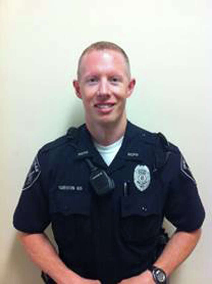 New Canaan Police Officer Shane Gibson Photo: Contributed Photo / New Canaan News