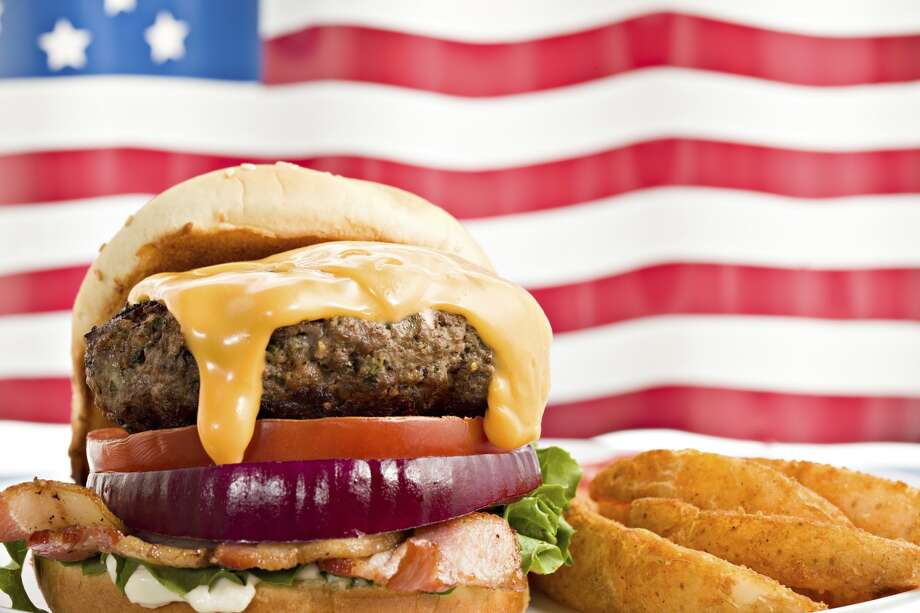 america lives in fast food Americans love fast food – after all, it has two of our favorite things right there int  the name (fast and food) perhaps that's why the industry.